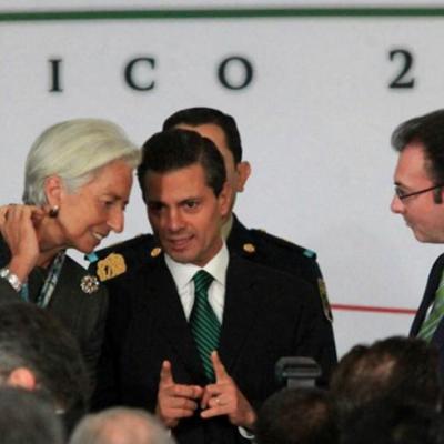 AJUSTE ECONÓMICO A LA BAJA: Recorta el FMI proyección de crecimiento de México en 2014 de 3.0% a sólo 2.4%
