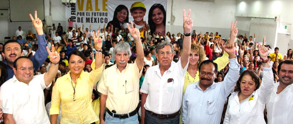 CONVOCA CÁRDENAS A DEFENDER ENERGÉTICOS: Desde Cancún el líder moral del PRD llama a reforzar la campaña 'Firma por México'