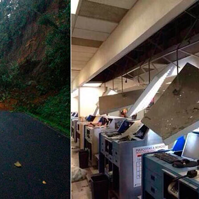 Declara Segob emergencia en 30 municipios de Chiapas por daños del sismo
