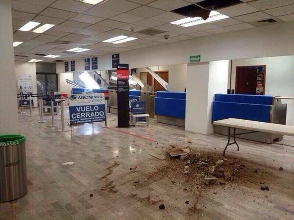 PEGA SISMO A CHIAPAS Y GUATEMALA: Cientos de casas dañadas, deslaves y caminos fracturados por temblor de 6.9 grados Richter; 5 muertos en total
