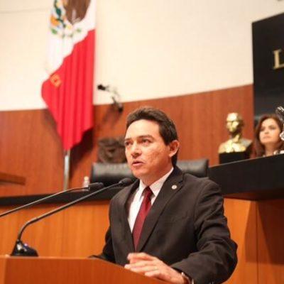Denuncia Senador Daniel Ávila Ruiz presiones para aprobar Ley Telecom