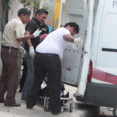 INSEGURIDAD EN CANCÚN: Matan a un joven en un intento de robo en una vivivenda de la Región 240