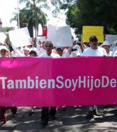 DEFIENDEN A 'MAMÁ ROSA': Marchan en Zamora para protestar por la detención de la fundadora de 'La Gran Familia'