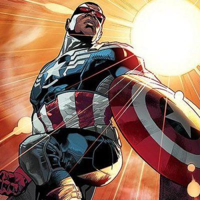 SIGUE MARVEL ACTUALIZANDO A 'SUPERHÉROES': Si Thor ahora es mujer, el Capitán América será negro