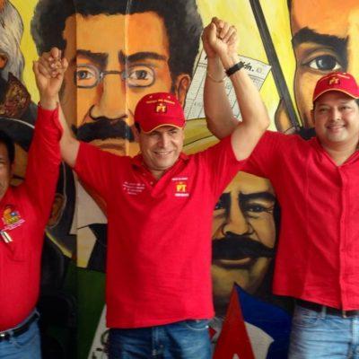 SE AFILIA GREG AL PT: No descarta ex Alcalde de Cancún buscar candidatura al 'amarrar' nuevo proyecto político