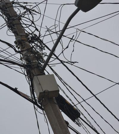 Prevé reforma energética multas de hasta 3 mdp por 'diablitos'
