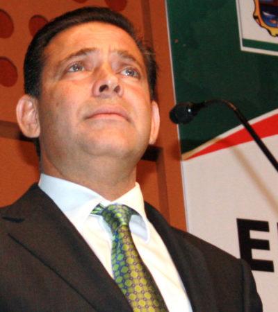 Implica la DEA a ex Gobernador de Tamaulipas con los 'Zetas'; Eugenio Hernandez Flores lo niega