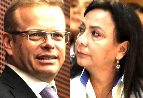 PREGUNTAS SIN RESPUESTA: Cuestiona diputada Saldaña a líder de la bancada 'verde' sobre beneficios de reforma energética