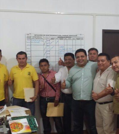 Registra Nueva Izquierda planilla para consejeros en el PRD; Gerardo Mora para nacional y Orlando Muñoz para estatal