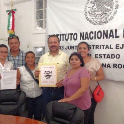REGISTROS EN EL PRD: Encabezan Julio César Lara y Jorge Carlos Aguilar Osorio planillas de juliancistas
