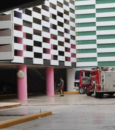 Explosión por acumulación de gas en departamento de Malecón Américas deja 2 jovencitas heridas