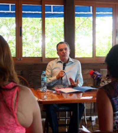 RIESGO DE CISMA EN LA CANIRAC: Anulan en Cancún elección de David Aguilar Osorio, hermano de diputado perredista