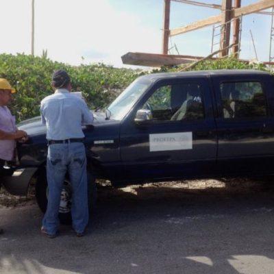 'Megapalapa' clausurada en Tulum fue autorizada por funcionario borgista despedido por Calderón