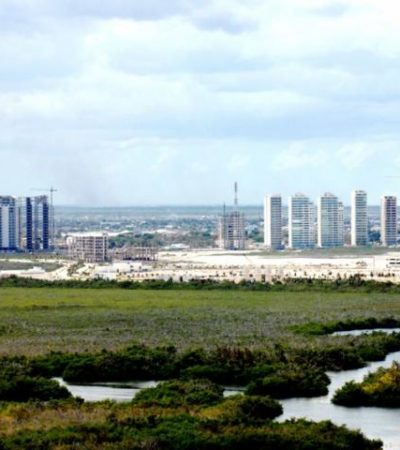 Por 'ajustes' al PDU están frenadas 1,600 solicitudes de construcción de proyectos en Cancún