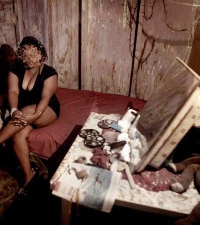 MUJERES DE SEGUNDA EN LA RIBERA DEL RÍO HONDO: Prostitutas viven entre el maltrato, la discriminación y el abandono