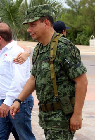 Desconoce Ejército informe de la Procuraduría sobre plantíos de marihuana en la Zona Maya de QR