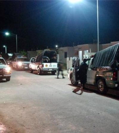 OTRO ATRACO A VIVIENDA EN CHETUMAL: Roban $100 mil pesos en artículos y joyas en la colonia Caribe