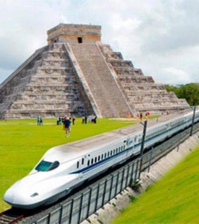 PIDEN 'ACELERAR' EL TREN TRANSPENINSULAR: Llaman a darle 'velocidad' a la tramitología para que el proyecto no se quede en el escritorio