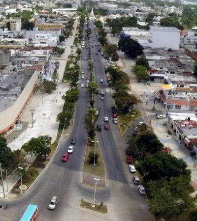 PEGA A COMERCIANTES 'TORTUGUISMO' EN OBRA: Enerva atraso de 3 meses en la remodelación de la Avenida Tulum en Cancún