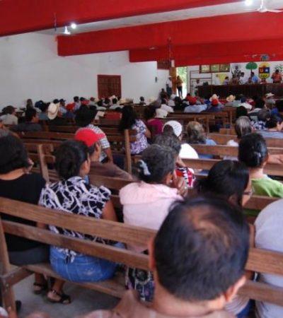 Denuncian a inspectores de Profepa por acoso a trabajadores e investigadores de reserva 'Las Palmas' en QR