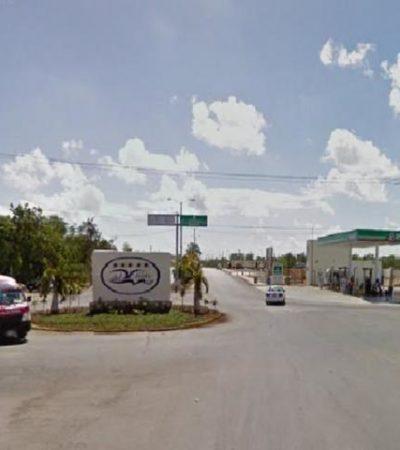 Reportan 'levantón' en Villas del Mar en Cancún