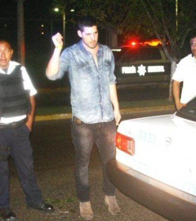 Ventilan otro presunto robo a turista extranjero por banda de travestis en Playa del Carmen