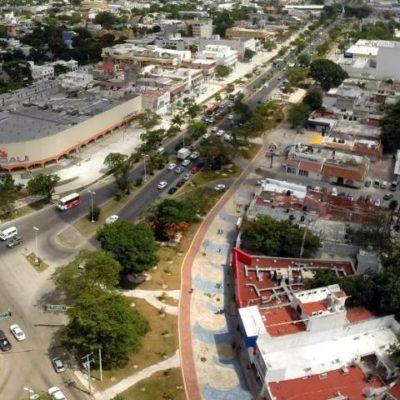 """Justifica Sintra atrasos en las obras de remodelación del centro de Cancún; """"no fueron voluntarios"""", dicen"""