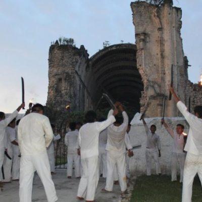 ANIVERSARIO DE LA GUERRA DE CASTAS: Conmemoran 167 años de la lucha social de los mayas en la península de Yucatán
