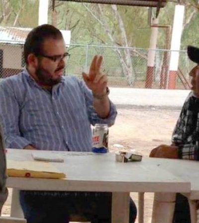 """""""EN MI FAMILIA NO HAY DELINCUENTES"""": Difunden nuevo video de hijo de Fausto Vallejo con 'La Tuta' en Michoacán"""