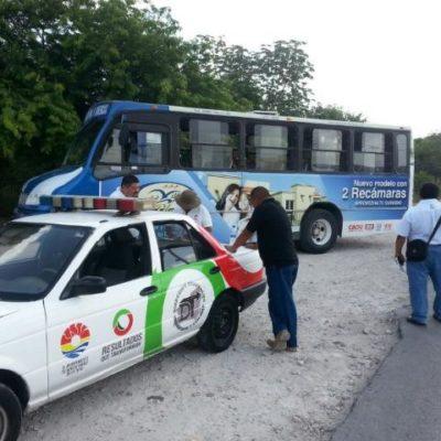 'CACERÍA' DE AUTOMOVILISTAS: Inician operativo en Cancún para revisar y sancionar a conductores
