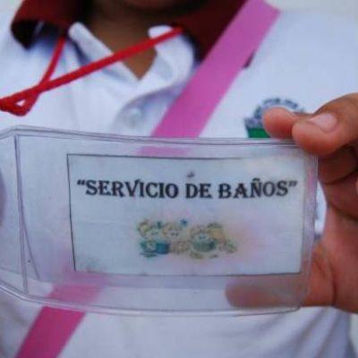 QUEJA POR DISCRIMINACIÓN: Cobran a niños $5 semanales por usar baños en una escuela pública de Chetumal