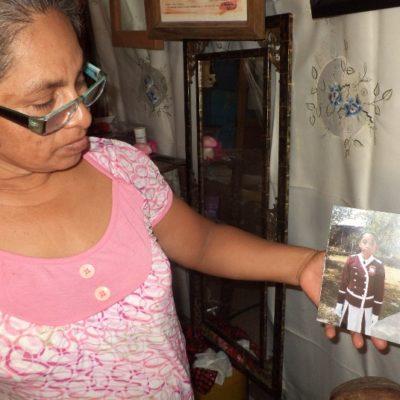 Piden ayuda para 'Sandy', una estudiante de excelencia que sufrió un derrame cerebral