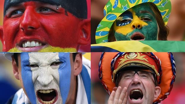 AMÉRICA VS EUROPA, LOS MISMOS DE SIEMPRE: Por el boleto a la final, Brasil enfrentará a Alemania y Argentina a Holanda
