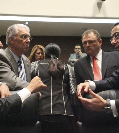 """""""NOS VEMOS EN LA CONSULTA"""": Aprueba Senado último dictamen de reforma energética tras 62 horas de imposición política"""
