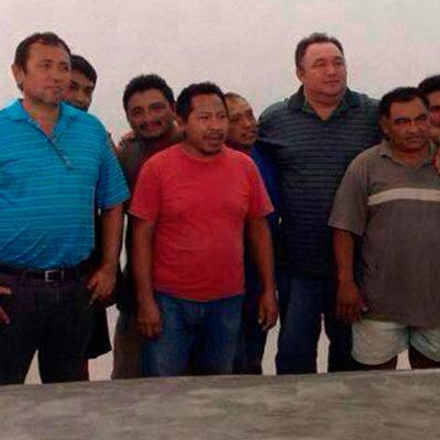 MANTIENEN VIVO EL CASO HOLBOX: Reactivan movilizaciones y protestas para exigir la liberación de comuneros