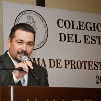 QUE ANDABA EN COZUMEL: Familiares de psiquiatra acusado de asesinato de un colega en Mérida exigen su liberación