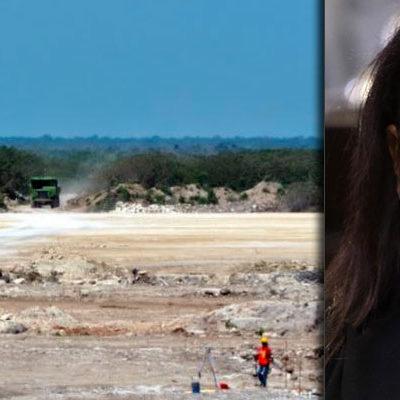"""TARDÍA PERO ACERTADA"": Celebra diputada Graciela Saldaña millonaria multa de Profepa al 'Dragon Mart'; ""se demuestra el montaje', dice"