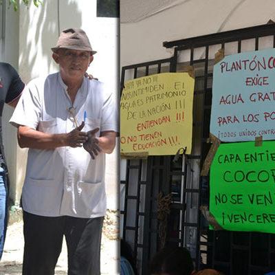 REAPARECE LÍDER MAYA Y LO DETIENEN: Ejecutan orden de aprehensión contra Alfredo Esquivel en FCP por cargos de 'sabotaje' a CAPA