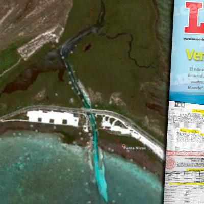 Documenta revista irregularidades de 'ultratumba' en torno al negocio inmobiliario de ex Alcalde en zona de manglares de Cancún