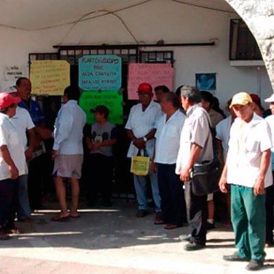NO A LA 'LEY DEL GARROTE' EN QR: Denuncia PRD criminalización de la protesta social por detención de líderes en FCP; Morena condena represión