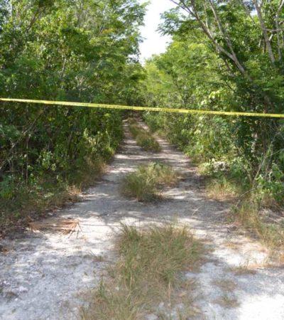 HALLAN A EJECUTADO EN CANCÚN: Con 5 balazos, encuentran al tío del menor baleado y rescatado en colonia periférica