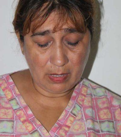Detienen en Cancún a mujer que, haciéndose pasar por psiquiatra, asesinó a otra en Cuernavaca en 2008