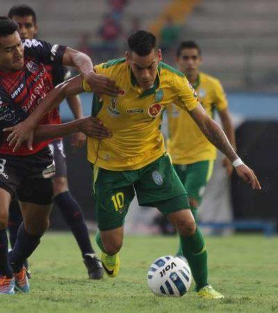 ¿SE ACUERDAN DEL ATLANTE?: Ganan Potros 4-2 a Mérida, suman 10 puntos y ya son tercero en la Liga de Ascenso