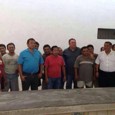Esperan que el juez haga justicia y libere a comuneros de Holbox