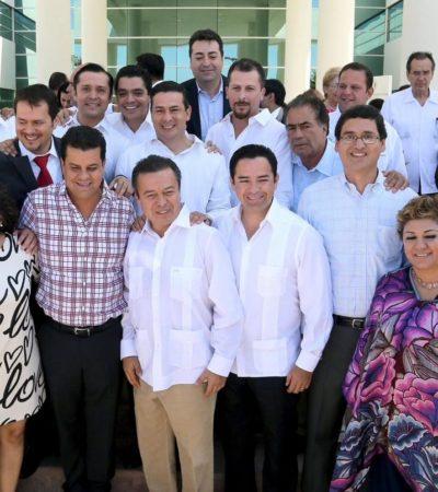 ¡POBRE PRI!, ¡LES 'VENDIERON' A 'CHANITO': Nombran tesorero de la Conalpri al mismo que dejó endeudado a Solidaridad