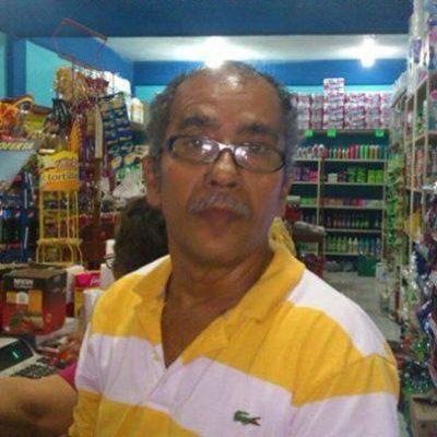 Hallan muerto a micro empresario desaparecido desde hacía 4 días en Chetumal