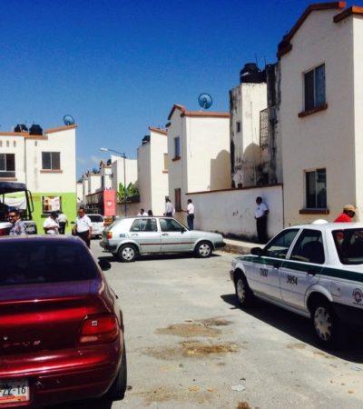 Permanece grave hombre baleado en Villas Otoch; 'Los Pelones' estarían detrás de intento de ejecución
