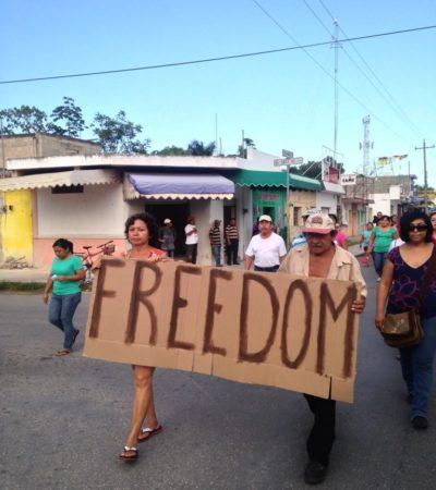 Rompeolas: La represión en Felipe Carrillo Puerto seguirá dando de qué hablar