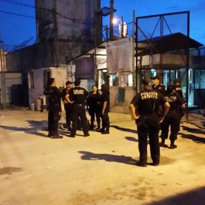 ESTALLA MOTÍN EN CÁRCEL DE CANCÚN: Sitian policías y militares penal ante nueva inconformidad por traslado de 10 reclusos; controlan la revuelta