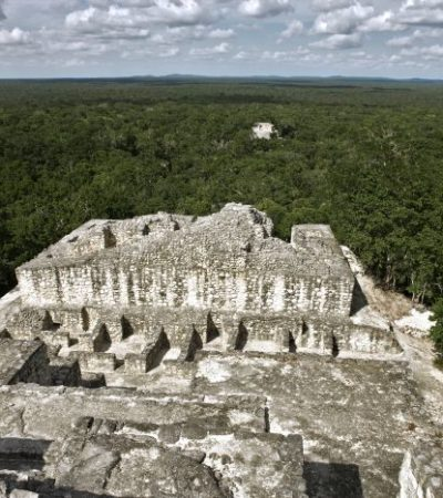 Entrega Unesco a México declaratoria de Calakmul como patrimonio mundial natural y cultural